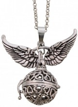 D-A22.2 N005-034 Angel Catcher with Wings 16mm Silver