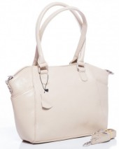 T-G5.1  BAG-788 Luxury Leather Bag 39x24x10cm Beige