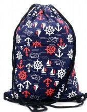Z-C4.6  BAG542-004C Backpack Nautical Blue