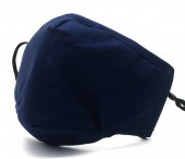 A-A14.1 FM042-015D Fashion Mask with room for filter - Blue