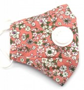 T-G8.1 GM046-010K Face Mask - Individually Packed with room for Filter Flowers