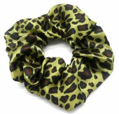 S-G6.1 H307-001B Srcunchie Animal Print Green