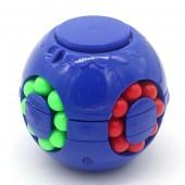 T-N6.2 T2119-01 Fidget IQ Puzzle Ball - Blue