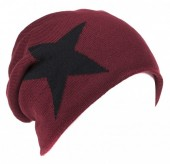 R-I8.1 Soft Hat with Star Red