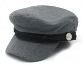 T-A2.1 HAT503-001A Sailor Cap Grey