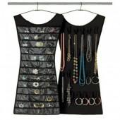 Q-J3.2 Jewelry Dress Black 70x36cm
