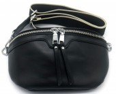 R-P3.1 BAG546-016A PU Bag 23x15x7cm Black