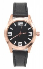 B-B9.2 B442-002 Quartz Watch with PU Strap 32mm Black
