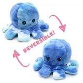 R-J3.2  T1209-001 Reversible Octopus 20cm Blue