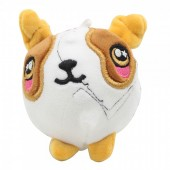 Z-F7.1  TOY308-002E Plush Squishy Dog S
