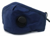 E-C23.2 FM042-019C Face Mask with Room for Filter - Individually Packed - Blue
