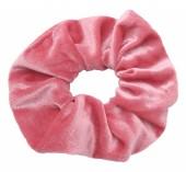 S-A3.1  H305-009Y Velvet Scrunchie Old Pink