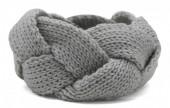 T-H2.2 H401-005E Knitted Headband Grey