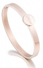 A-A6.6  Stainless Steel Bangle Dream Rose Gold