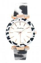 E-B21.1 W523-010A Quartz Watch Leopard 30mm White