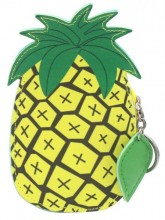 S-B3.5 BAG114-010 Keychain Wallet  Pineapple