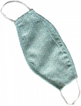 S-A2.4 Fashion Mask - 2 Layers - Cotton - Machine Washable - Individually Packed