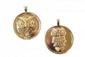 P565-032 4cm Gold