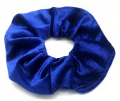 S-K3.1  H305-009 Scrunchie Velvet Blue