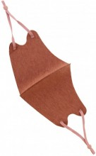 Face Mask - Individually Packed - Brown