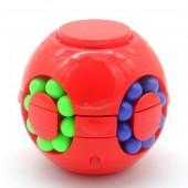 T-M2.2 T2119-014 Fidget IQ Puzzle Ball - Red