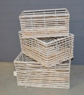 Basket Set 3pcs 40cm - 45cm and 50cm