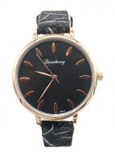 B-F4.1 W523-014 PU Quartz Watch 36mm Black