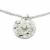 D-A19.2 N2019-026S Necklace Coin Silver