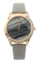E-A4.1 W523-078 Quartz Watch 36mm with Crystals Grey