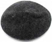 Y-E4.2 HAT502-001J Trendy Woolen Baret Adjustable Size Grey
