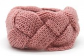 T-G7.2 H401-005D Knitted Headband Pink