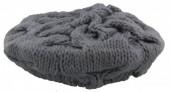R-G1.2  Knitted Beanie Grey
