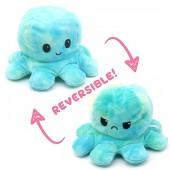 R-P3.1 T1209-001 Reversible Octopus 20cm Blue