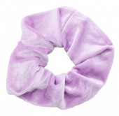 S-C1.3 H305-009 Scrunchie Velvet Purple