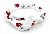 S-A7.2 H034-019 Headband Cherries
