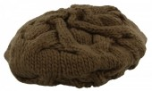 R-I6.2 Knitted Beanie Brown