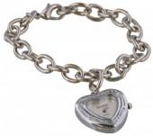 E-C7.1 Watch Metal Chain Silver