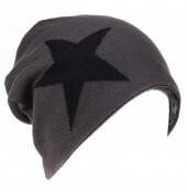R-N4.2 Soft Hat with Star Grey